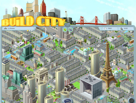 Build City Game